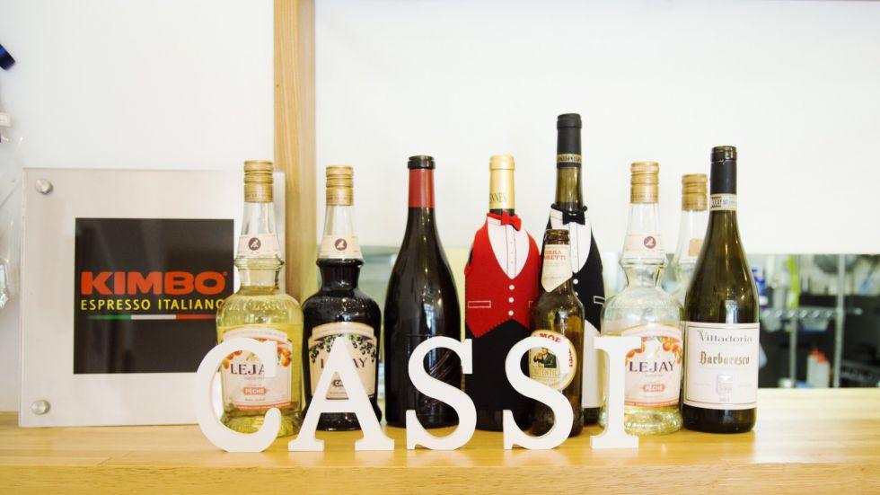 cassi ワイン